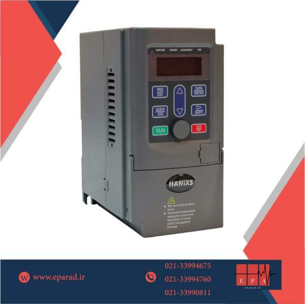 اینورتر هانیکس مدل HD200B-0R7G/T4 0.75