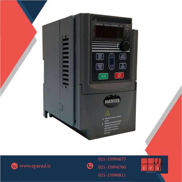 اینورتر هانیکس مدل HD200A-7R5G/011P-T4 7.5