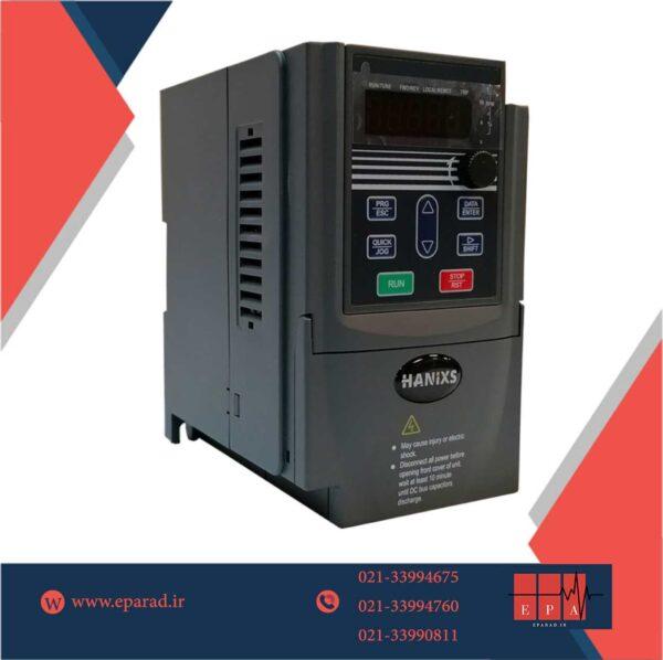 اینورتر هانیکس مدل HD200E-1R5G/2R2P-T4