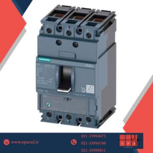 کلید SIEMENS اتوماتیک 50 آمپر قابل تنظیم حرارتی-غیرقابل تنظیم مغناطیسی