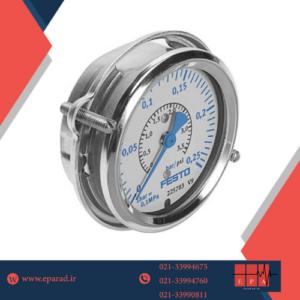 گیج فشار FMA-50-2.5-1/4-EN فستو