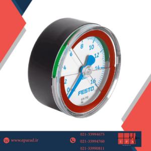 گیج فشار MA-40-16-R1/8-E-RG فستو